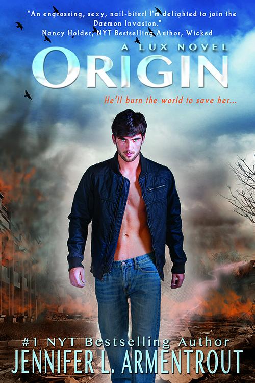 Origin, Book 4 of The LuxSeries