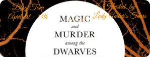 Magic & Murder Banner
