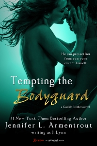 Tempting the Bodyguard cover