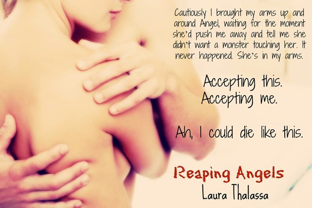 Reaping Angels teaser
